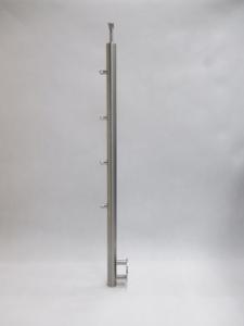 Statramstis su strypo laikikliais: Ø = 42.4 mm__ aukštis 1130 mm__Kaina: 45 € + PVM