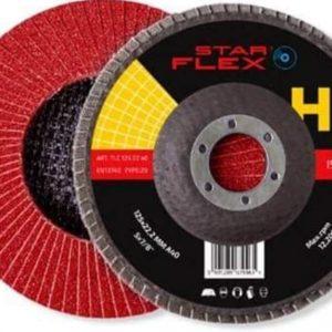 Lapelinis šlifavimo diskas su keramika 125x22x80